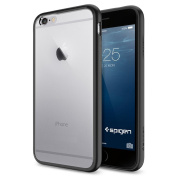 Spigen iPhone 6 Case Ultra Hybrid Black (AIR CUSHION) (PET) SGP10952