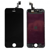 iPhone 5c Screen Digitizer Lcd Display Replacement Part Black New with Tools
