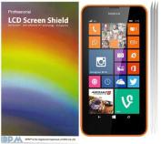iBPM® 10 x Nokia Lumia 630 & Nokia Lumia 635 Screen Protector 10 pack plus free cloth