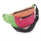 Bum Bag Fanny Pack Festival Canvas Bumbag