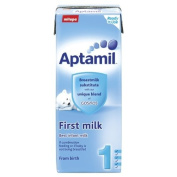 Aptamil First Infant Milk From Birth 15 x 200ml