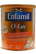 Enfamil o'lac lactose free baby milk powder 400g