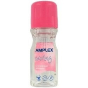 Triple Pack of Amplex Antiperspirant Roll-On Caring
