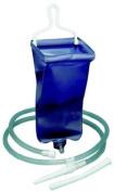 Home Enema & Douche Kit for Intestinal and Vaginal Irrigation - 2 litre bag