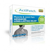ActiPatch® Muscle & Joint Pain Relief - Advanced Long-Lasting Relief