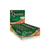 Quest Nutrition Peanut Butter Quest Bar Protein Bar - Pack of 12 Bars