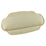 BRAND NEW MEMORY FOAM BATH PILLOW - IDEAL FOR BATH TUB COMFORT