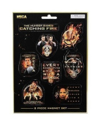 The Hunger Games Catching Fire Assorted Magnet Set