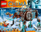 LEGO Legends of Chima 70145