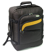 Karabar EasyJet Cabin Approved Backpack 50 x 40 x 20 cm, 40 Litre, 800 Grammes - 3 Years Warranty!