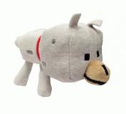 Minecraft 20cm Baby Wolf Plush Soft Toy