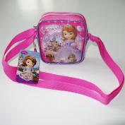 Disney Junior Sofia the First Girls Shoulder Handbag Purse Bag Kids Childrens Toy