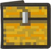 Minecraft Chest Leather Wallet