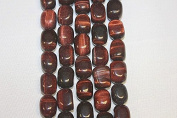 "Genuine Stone Beads - 12x16mm Nugget - High Quality Beads - 15-16"" Long Strands - About 23-25 Beads Per Strand"