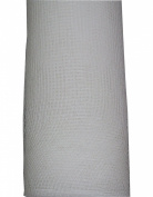 Decorative Mesh Ribbon - 10 Yards X 50cm - White