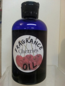Cherries - 120ml Bottle of Fragerance Oil, Skin Safe Oil, Use in Candles, Soap, Lotions, Etc