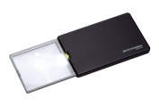 Eschenbach easyPOCKET Illuminated Magnifier 3.0x Black