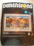 """Liberty Farms"" Dimensions Needlepoint Kit #2307"