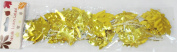 Nantucket Home Metallic Leaves Garland