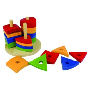 Diggin Colour and Shape Sorter