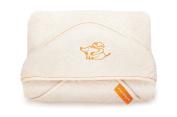 Erbaviva Organic Cotton Baby Hooded Towel