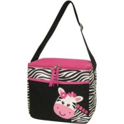 Tender Kisses Zebra Cooler Bag