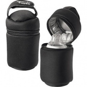 Tommee Tippee Closer to Nature Insulated Baby Bottle Warmers Bags Carriers X 2 Gift for MOM