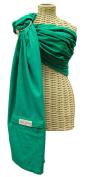 Maya Wrap ComfortFit Ring Sling - Emerald - Large