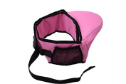 Side Ride Baby Toddler Hip Seat Carrier, Pink