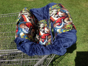 """Shopping Cart Cover """"Monsters"""""""