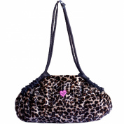Baby Bella Maya 5 in 1 Nappy Tote Bag, Lollipop Leopard