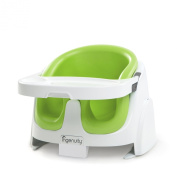 Ingenuity Baby Base 2-in-1 Booster Seat, Lime