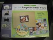 Baby Instant Scrapbook Album - Tan
