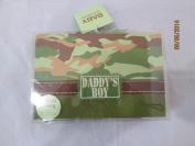 Baby Essential Brag Book Daddy's Boy Army Print
