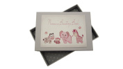 White Cotton Cards Nanna's Boasting Book Tiny Photo Album Toys Range