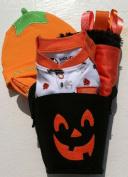 Jack O Lantern ~ Halloween Baby Gift Set Size 3-6 Mo