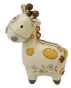 Small Beautiful Money Bank Giraffe Shape By Haysom Interiors