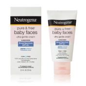Neutrogena Pure and Free Sunscreen SPF 45+ Tear Free 70ml
