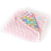 Allyzabba Mega Pastel-Dot Candy Approx. 58″x58″