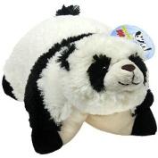 Pillow Pets Pee-Wees 28cm Folding Stuffed Animal - Comfy Panda 1 Each