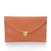 Xiufen Womens Envelope Clutch Chain Purse Lady Handbag Tote Shoulder Hand Bag