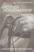 Another Horsemanship