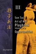 Volume 3: Sun Tzu's Art of War Playbook
