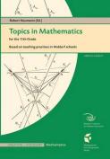 Topics in Mathematics for the Eleventh Grade