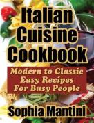 Italian Cuisine Cookbook