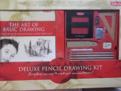 Walter Foster Deluxe Drawing Kit