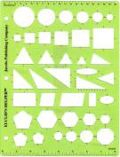 Euclid's Helper Geometric Drawing Template
