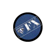Diamond FX Metallic Face Paint Refill - Blue