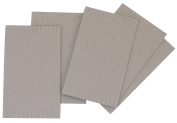 Inovart Cardboard Mini Looms 7.6cm - 1.3cm x 15cm - Package Of 12 Looms