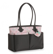 Carter's Novelty Tote Nappy Bag, Bird Print
